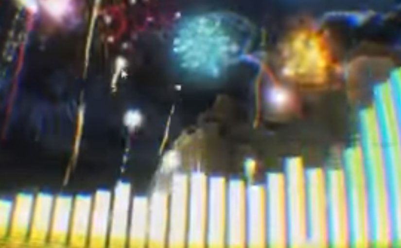 VR Fireworks